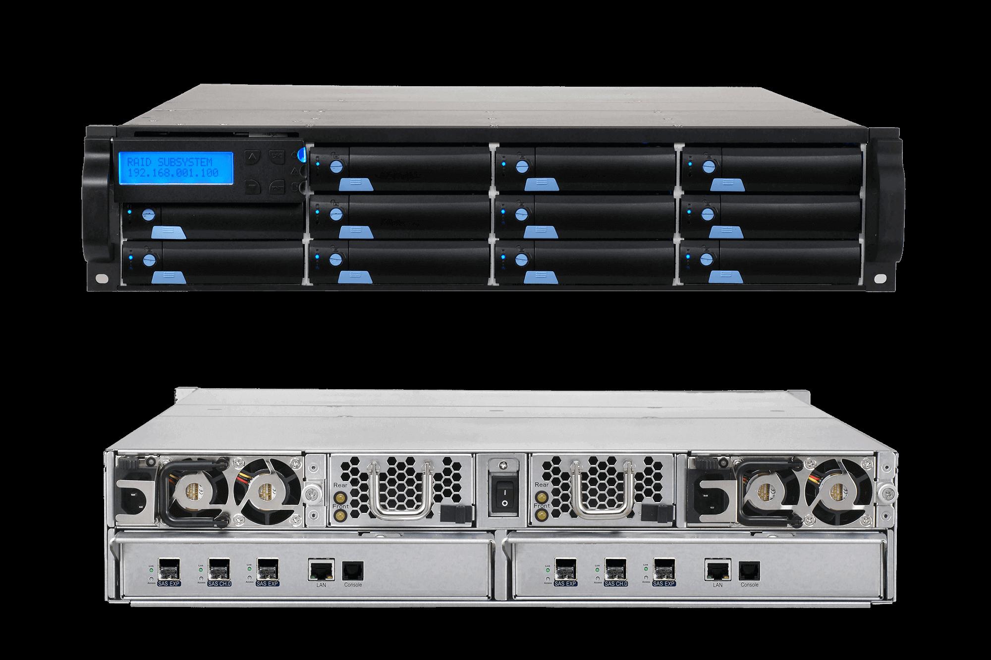 SAS JBOD Storage – Petastor